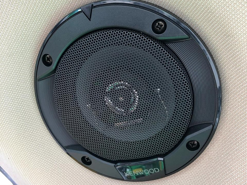 Car Audio Scotland | Kenwood Speaker